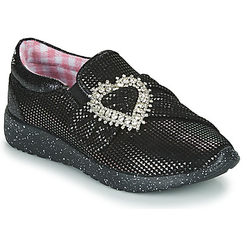 Schoenen Dames Lage sneakers Irregular Choice TWO SHAKES Zwart