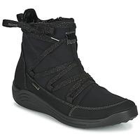 Schoenen Dames Laarzen Romika Westland MONTPELLIER 01 Zwart