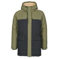 Textiel Heren Parka jassen Oxbow M2JONKA Groen / Zwart