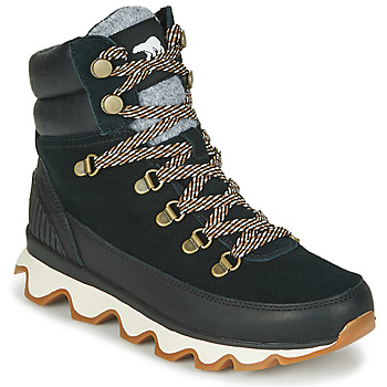 Schoenen Dames Laarzen Sorel KINETIC CONQUEST Zwart