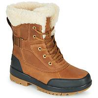 Schoenen Dames Snowboots Sorel TORINO™ II PARC BOOT Bruin