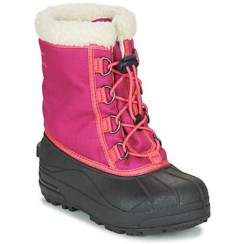 Schoenen Meisjes Snowboots Sorel YOUTH CUMBERLAND™ Roze