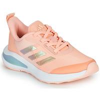 Schoenen Meisjes Lage sneakers adidas Performance FORTARUN  K Roze