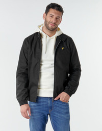 Textiel Heren Wind jackets Lyle & Scott JK462VC Zwart