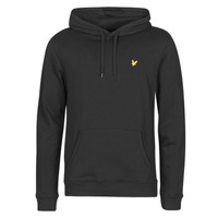 Textiel Heren Sweaters / Sweatshirts Lyle & Scott ML416VTR Zwart