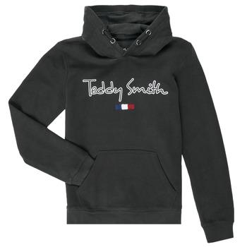 Textiel Jongens Sweaters / Sweatshirts Teddy Smith SEVEN Marine
