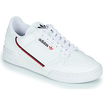 Schoenen Lage sneakers adidas Originals CONTINENTAL 80 VEGA Wit