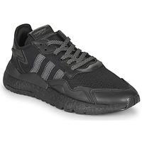 Schoenen Heren Lage sneakers adidas Originals NITE JOGGER Zwart