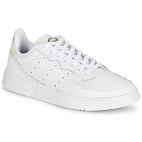 Schoenen Dames Lage sneakers adidas Originals SUPERCOURT W Wit