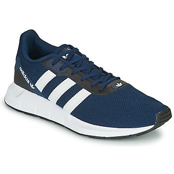 Schoenen Lage sneakers adidas Originals SWIFT RUN RF Marine