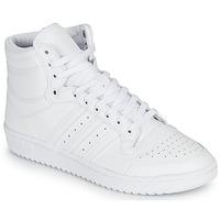 Schoenen Hoge sneakers adidas Originals TOP TEN Wit