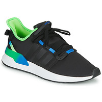Schoenen Heren Lage sneakers adidas Originals U_PATH RUN Zwart / Groen