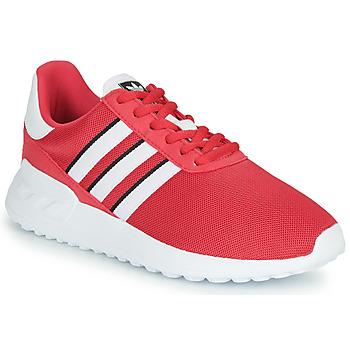Schoenen Meisjes Lage sneakers adidas Originals LA TRAINER LITE J Roze
