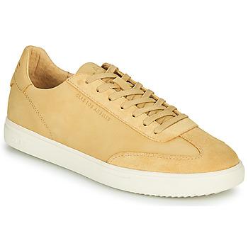 Schoenen Heren Lage sneakers Claé DEANE Camel