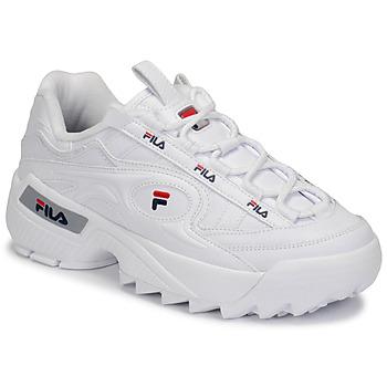 Schoenen Dames Lage sneakers Fila D-FORMATION WMN Wit
