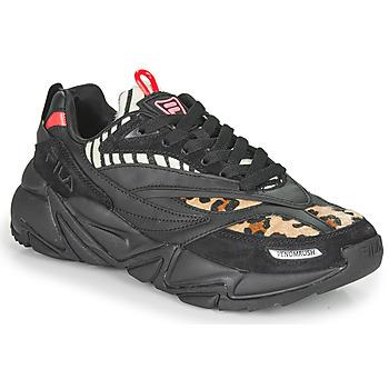 Schoenen Dames Lage sneakers Fila RUSH F WMN Zwart