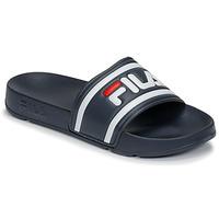 Schoenen Dames slippers Fila MORRO BAY SLIPPER 2.0 WMN Blauw
