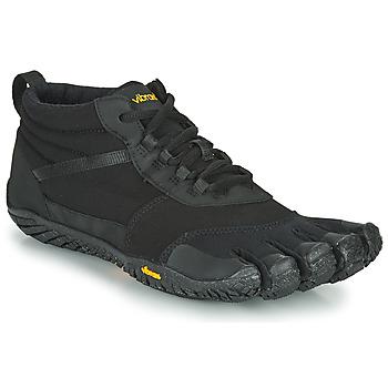 Schoenen Heren Running / trail Vibram Fivefingers TREK ASCENT INSULATED Zwart / Zwart