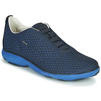 Schoenen Heren Lage sneakers Geox U NEBULA E Blauw