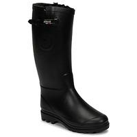 Schoenen Dames Snowboots Aigle AIGLENTINE FUR Zwart