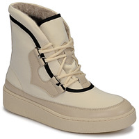 Schoenen Dames Snowboots Aigle SKILON HIGH Wit