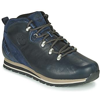 Schoenen Heren Laarzen Timberland SPLITROCK 3 Blauw