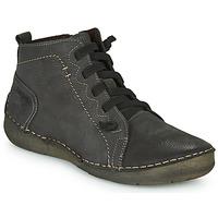 Schoenen Dames Hoge sneakers Josef Seibel FERGEY 86 Grijs