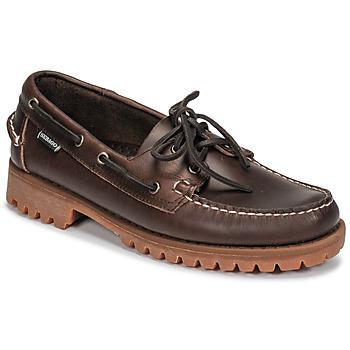 Schoenen Heren Bootschoenen Sebago RANGERWAXY Bruin