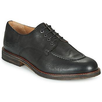Schoenen Heren Derby Kickers ALPHABI Zwart