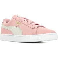 Schoenen Dames Lage sneakers Puma Suede Classic Wn's Roze