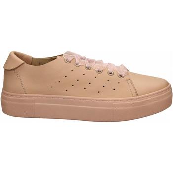 Schoenen Dames Lage sneakers Wave NAPPA nude