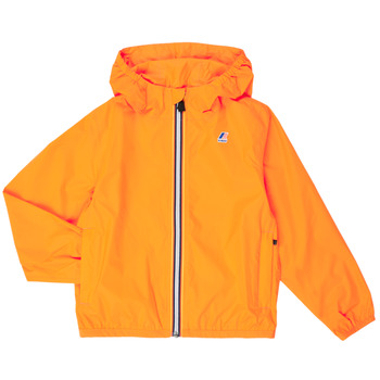 Textiel Kinderen Windjack K-Way LE VRAI 3.0 CLAUDE KIDS Oranje