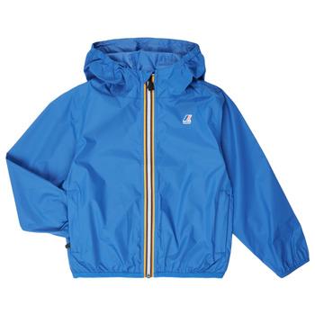 Textiel Kinderen Windjack K-Way LE VRAI 3.0 CLAUDE KIDS Blauw