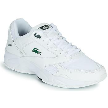 Schoenen Heren Lage sneakers Lacoste STORM 96 LO 0120 3 SMA Wit / Groen