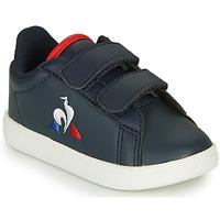 Schoenen Kinderen Lage sneakers Le Coq Sportif COURTSET INF Marine