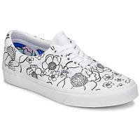 Schoenen Dames Lage sneakers Vans ERA Wit / Zwart