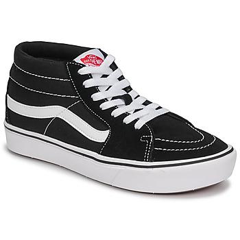 Schoenen Hoge sneakers Vans COMFYCUSH SK8-MID Zwart