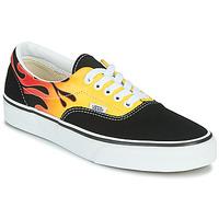 Schoenen Lage sneakers Vans ERA Zwart / Flame