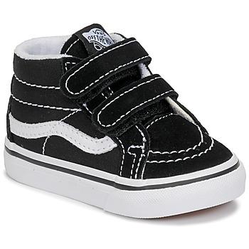 Schoenen Kinderen Hoge sneakers Vans TD SK8-MID REISSUE V Zwart / Wit