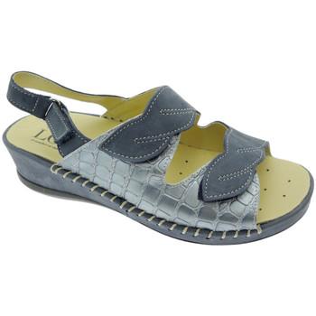 Schoenen Dames Sandalen / Open schoenen Calzaturificio Loren LOM2817bl blu