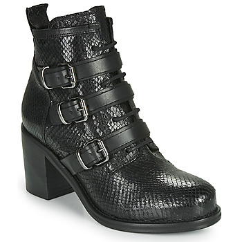 Schoenen Dames Enkellaarzen Mimmu JAYZE Zwart