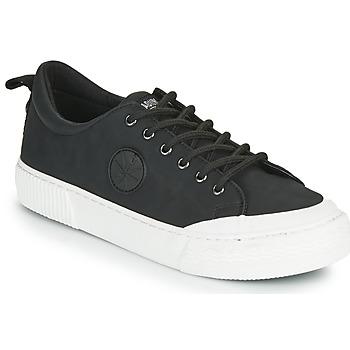Schoenen Dames Lage sneakers Palladium Manufacture STUDIO 02 Zwart