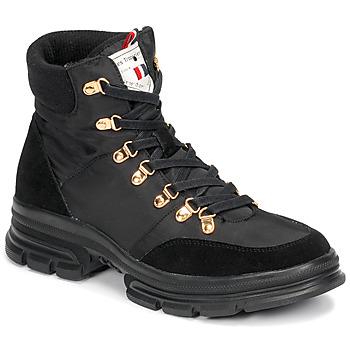 Schoenen Dames Laarzen Les Tropéziennes par M Belarbi CAKE Zwart