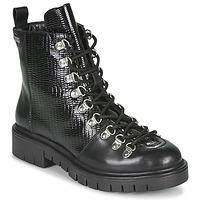 Schoenen Dames Laarzen Les Tropéziennes par M Belarbi ZANTIS Zwart