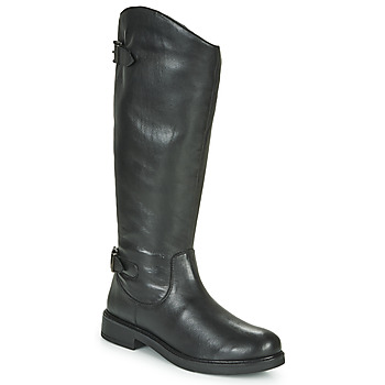 Schoenen Dames Hoge laarzen Les Tropéziennes par M Belarbi LOLA Zwart