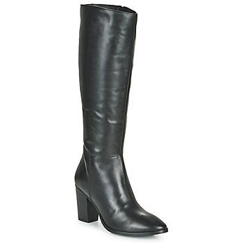 Schoenen Dames Hoge laarzen Les Tropéziennes par M Belarbi LYCO Zwart