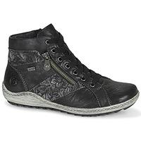 Schoenen Dames Hoge sneakers Remonte Dorndorf R1497-45 Zwart