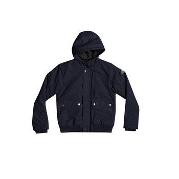 Textiel Jongens Wind jackets Quiksilver NEW BROOKS Marine