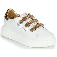 Schoenen Dames Lage sneakers Serafini J.CONNORS Wit / Goud
