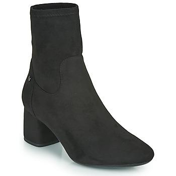 Schoenen Dames Enkellaarzen Stonefly LEYLA 3 Zwart